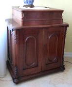 Florence Gothic Sewing Machine Cabinet 1860s No Machine About 150 Years Old