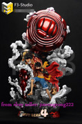 One Piece Gk F3 Statue Four Files Luffy Small Tang Mingge Battle Scene Figure