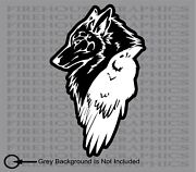 Odin Thor Viking Norse Wolf Raven Rune Protection Sticker Decal