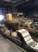Caterpillar D7e Tractor 48a-2937 Serial Number For Parts Will Ship
