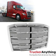 Front Grille Chrome For Freightliner Cascadia 18-19+ All Models Steel Bug Screen