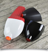 Vintage Motorcycle Cafe Racer Refit Motorcycle Seatandcover Shell Andrear Tail Light