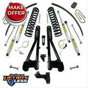 Superlift 6 Liftkit W/replacement Radius Arms 2008-2010 Ford F-250/350 4wd Gas