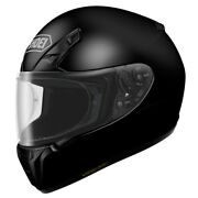 Shoei Qwest / Ryd Gloss Black Motorcycle Crash Touring Helmet Limited Offer