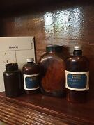 Grimm Tv Show Prop Tea And Spice Shop Jar With Certificate Of Authenticity Nbc