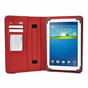 Ematic Egq347 7 Inch Tablet Case, Unigrip Pro Series - Red - By Cush Cases...