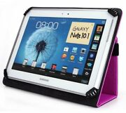 Ematic Egq307qv 7 Inch Tablet Case, Unigrip Edition - Hot Pink - By Cush Cases