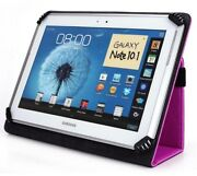 Ematic Edan Tab 7 Inch Tablet Case - Unigrip Edition - Hot Pink - By Cush Cases