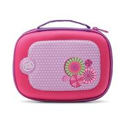 Pink Carry Case Storage Shield Protector Hard Outer Shell Fits Leappad3/leappad2