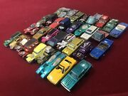 Hot Wheels Redlines Redline X35 Vintage Diecast Toy Cars Ford Coupe Rare Lot
