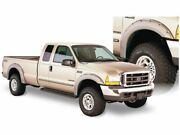 Front And Rear Fender Flares For 1999-2007 Ford F350 Super Duty 2001 2006 V838jq