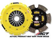 Act Advanced Clutch Mb2-hdg6 Hd/race Sprung 6 Pad Fits 91-99 3000gt Stealth