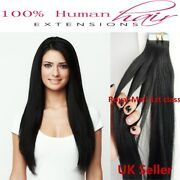 Best Quality 14and039and039-24 Tape-in 8a Premium Russian Remy Human Hair Extensions 1st