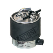 Fuel Filter Hengst H344wk For Nissan Qashqai +2 I 1.5 Dci 2.0