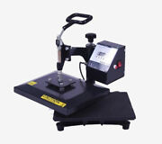 2330cm Manual Shaking His Head Heat Press Machine For Drilling Clothes