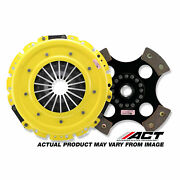 Act Nx9-xtr4 4 Pad Clutch Pressure Plate For 91-96 G20 Base / 200sx 95-98 Se-r
