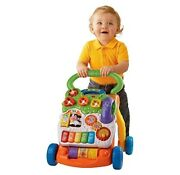 Baby Walker - Vtech Sit-to-stand Learning Walker Baby Activity Center Brand New