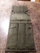 3andnbsptotalandnbspserbian 7.62mm Military Surplus Magazine Pouches Lot Of 2 3 Pouch Mags
