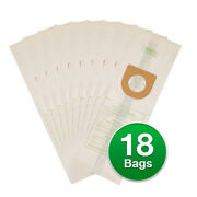 Replacement Vacuum Bags For Hoover Type Z Bag Vacuums - Paper Bag 6 Pack
