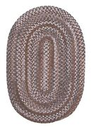 Oak Harbour Cashew Brown Braided Area Rug/runner. Many Sizes. Oh88 Cashew
