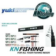 Yuki And039and039milleniumand039and039 Bolognese Float Fishing Rod 5m 6m 7m High Modulus Carbon
