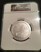 2013 P Fort Mchenry Atb 5 Oz. Silver Ngc Sp70 Early Releases