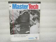 1995 Mastertech R-134a Leak Detection And R-12 System Adaptation No.3