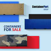 Conex Shipping Container Columbus Ohio