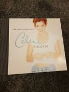 Celine Dion Falling Into You Promo Shop Display Card 12 Square Mint Condition