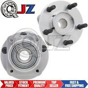 [frontqty.2] New Wheel Hub For 1990-1995 Chrysler Town And Country W/15 Wheel