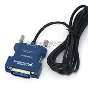 New Gpib Usb Cable For Hi-speed Usb And Analyzer Gpib-usb-hs+ 783368-01 Tops