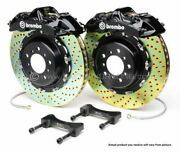 Brembo Gt Bbk 4pot Front For 1997-2003 Bmw 5-series E39 2000-2003 M5 1b1.8010a1