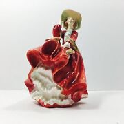 Royal Doulton Vintage Top Of The Hill Hn 1834 H Bone China Figurine