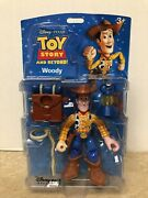Disney Pixar Toy Story And Beyond Woody Talking Action Figure