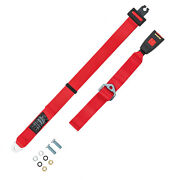 Front Automatic Seat Belt For Chrysler Dodge 1969 Shape Red