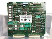 Nikon 4s015-002 Processor Pcb Card Nk852 4s015-026 Nsr System Used Working