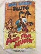 Pluto Disney Micky Mouse Food For Feuding - Original Chip N' Dale M