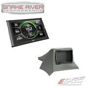 Edge Evolution Cts2 Gas With Adapter And Dash Pod Mount 04-08 Ford F150 4.6l 5.4l