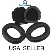 Replacement Ear Pads Cushions For Aviation Headset X A10 A20 Bose Headphones