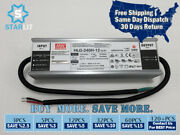 Mean Well Hlg-240h-12 192w 12v 16a 90-305vac Ip67 Led Driver / Power Supplies
