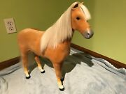 American Girl Horse Palomino Excellent Condition