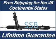 Power Steering Rack And Pinion Fits Rolls Royce Ghost / Wraith / Down