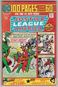 Justice League Of America 116 Vf-nm 9.0 Hawkman Starman Black Canary 100 Pages