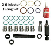 3126b Caterpillar Injector Sleeve/ Cup Removal And Install Kit Complete 7.3l 3216b