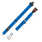 Front Automatic Seat Belt For Pegaso Proner Blue