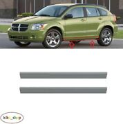 For Dodge Caliber 2006 - 2013 2x Full Outer Sill Replacements Pair Left + Right