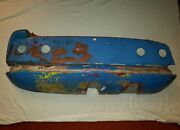Lotus Elan S3 And Up Oem Rear End Bumper Area