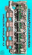 Dodge Jeep Cherokee 4.7 Sohc Cylinder Head Driver Side And Egr 2005-2007 No Core