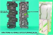 2 Fits New Ford Ranger 4.0 Early Cylinder Heads Gaskets And Bolts Yrs-90-95
