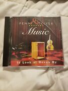 Penn And Teller Present Music To Look At Boxes By Cd Brand New Sealed Case Cracked